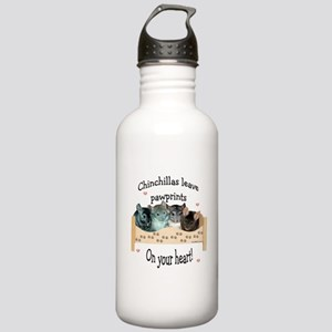 Chinpawprints Stainless Water Bottle 1.0L