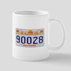 Hollywood 90028 Mugs