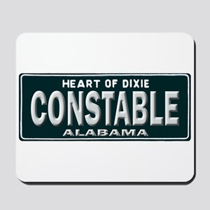 Alabama Constable Mousepad