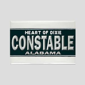 Alabama Constable Rectangle Magnet