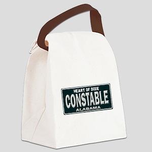 Alabama Constable Canvas Lunch Bag