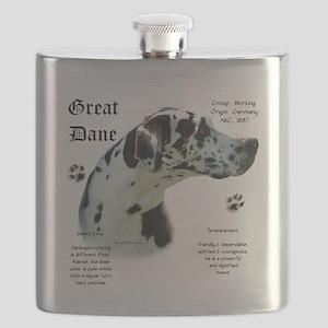 DaneHistoryHarlequinnatural Flask