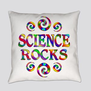 Science Rocks Everyday Pillow