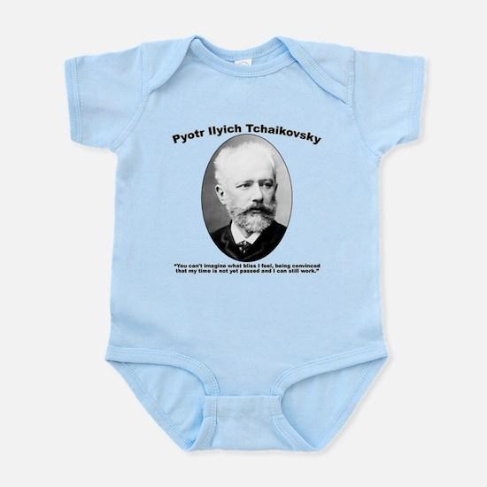 Tchaikovsky: Work Infant Bodysuit