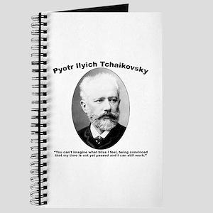 Tchaikovsky: Work Journal