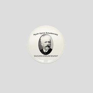 Tchaikovsky: Work Mini Button