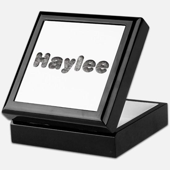 Haylee Wolf Keepsake Box