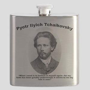 Tchaikovsky: Believe Flask