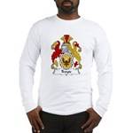 Troyte Family Crest Long Sleeve T-Shirt