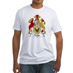 Troyte Family Crest Fitted T-Shirt