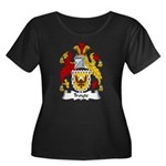 Troyte Family Crest Women's Plus Size Scoop Neck D