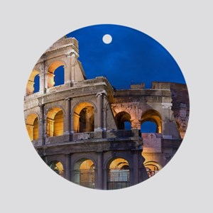 Coliseum Ornament (Round)