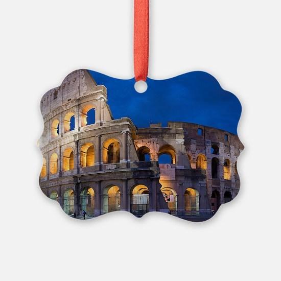 Coliseum Ornament