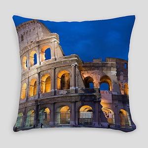 Coliseum Everyday Pillow