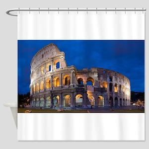 Coliseum Shower Curtain