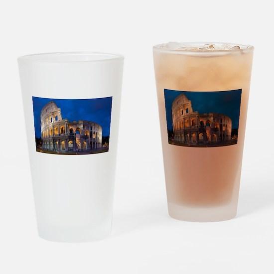 Coliseum Drinking Glass