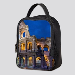 Coliseum Neoprene Lunch Bag
