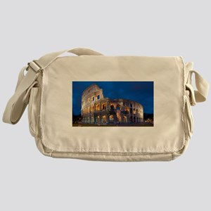Coliseum Messenger Bag