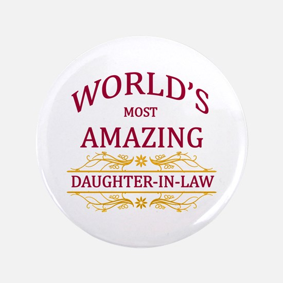 Daughter-In-Law Button