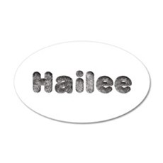 Hailee Wolf Wall Decal