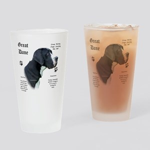 DaneHistoryMantlenatural Drinking Glass