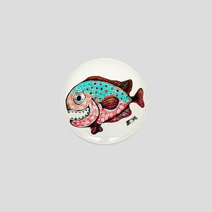 chompers Mini Button