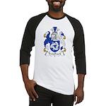 Troutback Family Crest Baseball Jersey