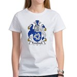 Troutback Family Crest Women's T-Shirt
