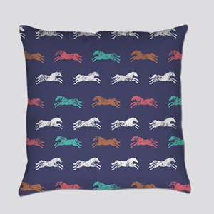 Colorful Classic Galloping Horse Pattern Everyday