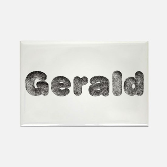 Gerald Wolf Rectangle Magnet