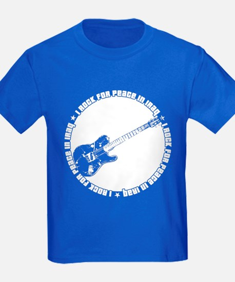 I Rock for Peace in Iraq T