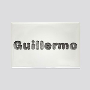 Guillermo Wolf Rectangle Magnet