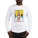 CRIME BUSTER(American Cowboy) Long Sleeve T-Shirt