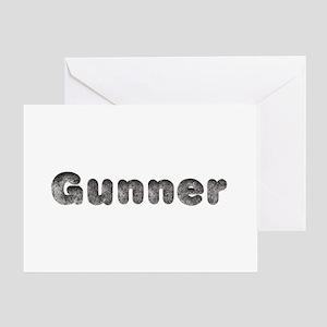 Gunner Wolf Greeting Card