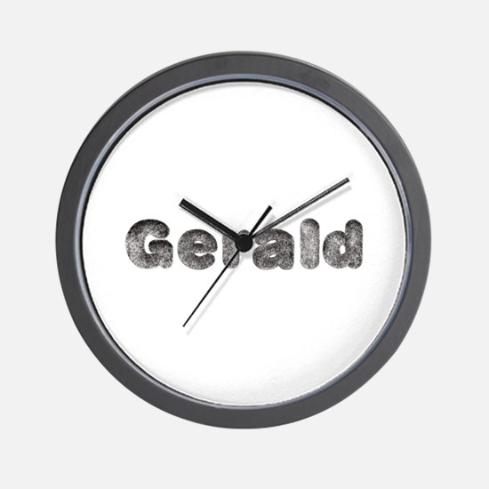 Gerald Wolf Wall Clock