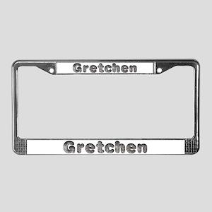 Gretchen Wolf License Plate Frame