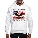 Cruising Mexico City Hooded Sweatshirt