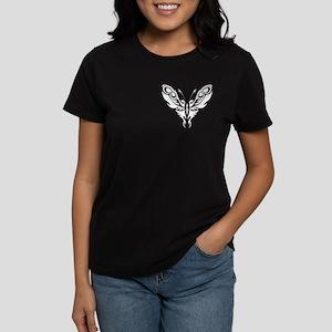BUTTERFLY 4 Women's Dark T-Shirt