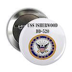 "USS ISHERWOOD 2.25"" Button"