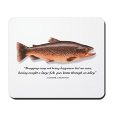 Who doesn't? Mousepad