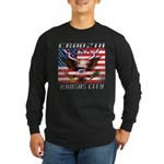 Cruising Kansas City Long Sleeve Dark T-Shirt