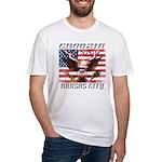 Cruising Kansas City Fitted T-Shirt