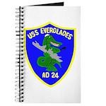 USS Everglades (AD 24) Journal