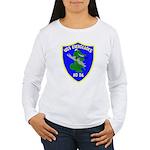 USS Everglades (AD 24) Women's Long Sleeve T-Shirt