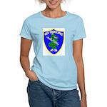 USS Everglades (AD 24) Women's Light T-Shirt