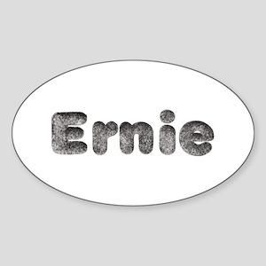 Ernie Wolf Oval Sticker