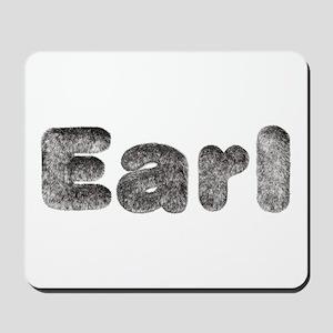 Earl Wolf Mousepad