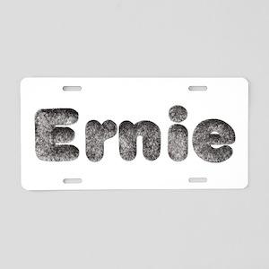 Ernie Wolf Aluminum License Plate