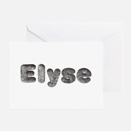 Elyse Wolf Greeting Card