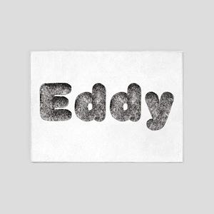 Eddy Wolf 5'x7' Area Rug